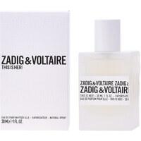 Belleza Mujer Perfume Zadig & Voltaire This Is Her! Eau De Parfum Vaporizador  30 ml