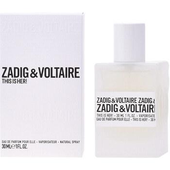Belleza Mujer Perfume Posseidon This Is Her! Edp Vaporizador  30 ml