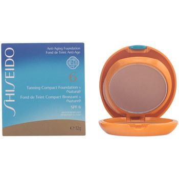 Belleza Base de maquillaje Shiseido Tanning Compact Foundation Spf6 natural 12 Gr 12 g