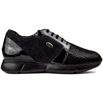 Zapatos Mujer Zapatillas bajas Dtorres ZAPATILLAS  BIMBA CORDONES NEGRO