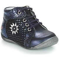 Zapatos Niña Botas de caña baja GBB RESTITUDE Vte / Marino / Dpf / Kezia