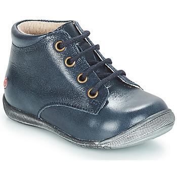 Zapatos Niña Botas de caña baja GBB NAOMI Vte / Marino / Dpf / Kezia