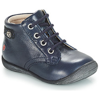Zapatos Niña Botas de caña baja GBB NICOLE Vte / Marino / Dpf / Kezia