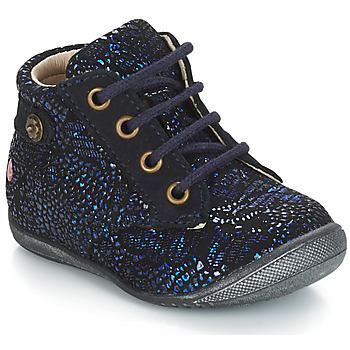 Zapatos Niña Botas de caña baja GBB NICOLE Ctu / Marino / Dpf / Kezia