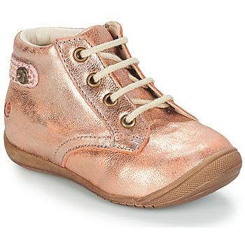 Zapatos Niña Botas de caña baja GBB NICOLE Rosa