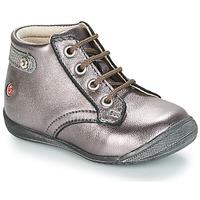 Zapatos Niña Botas de caña baja GBB NICOLE Vte / Madera / De / Rosa / Dpf / Kezia