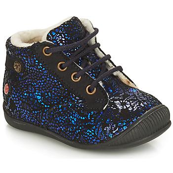 Zapatos Niña Botas de caña baja GBB NICOLE Ctu / Marino / Dch / Kezia