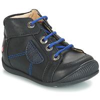 Zapatos Niño Botas de caña baja GBB RACINE Negro