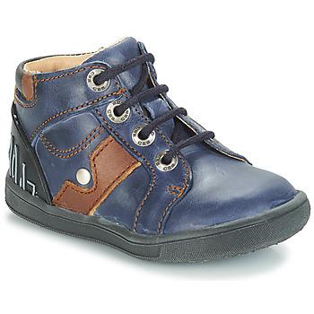 Zapatos Niño Botas de caña baja GBB REGIS Vte / Marino / Dpf / Messi