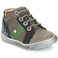 Zapatos Niño Botas de caña baja GBB REGIS Gris