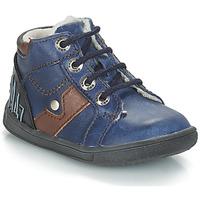 Zapatos Niño Botas de caña baja GBB REGIS Azul