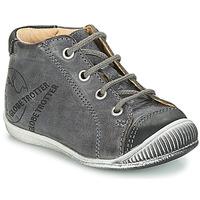 Zapatos Niño Botas de caña baja GBB NOE Gris