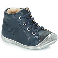 Zapatos Niño Botas de caña baja GBB NOE Azul