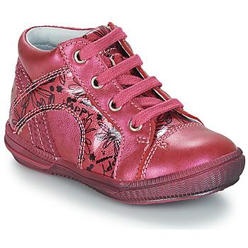 Zapatos Niña Botas de caña baja GBB ROSETTA Rosa