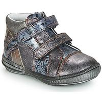 Zapatos Botas de caña baja GBB ROXANE Vnv / Gris / Azul - estampado / Dpf / Sabina