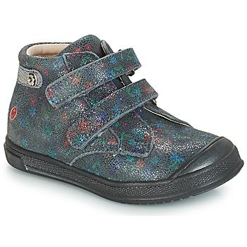 Zapatos Niña Zapatillas altas GBB RACHEL Gris