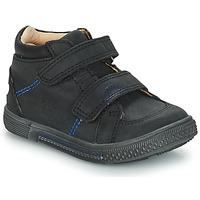 Zapatos Niño Zapatillas altas GBB ROBERT Negro