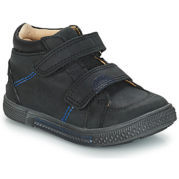 Zapatos Niño Botas de caña baja GBB ROBERT Vts / Negro / Dpf / Stryke