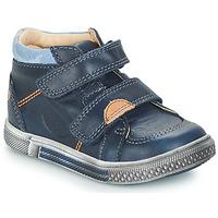 Zapatos Niño Botas de caña baja GBB ROBERT Azul