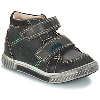 Zapatos Niño Botas de caña baja GBB ROBERT Gris