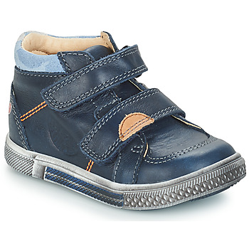 Zapatos Niño Botas de caña baja GBB ROBERT Vtc / Azul / Dch / Stryke