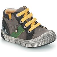 Zapatos Niño Botas de caña baja GBB REINOLD Gris
