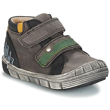 Zapatos Niño Botas de caña baja GBB REMI Gris