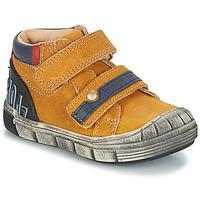 Zapatos Niño Botas de caña baja GBB REMI Amarillo
