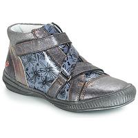 Zapatos Niña Botas de caña baja GBB RADEGONDE Girs / Azul