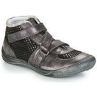 Zapatos Niña Botas de caña baja GBB RIQUETTE Vte / Gris / Dpf / Regina