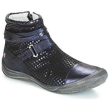 Zapatos Niña Botas urbanas GBB ROCHELLE Vte / Marino / Dpf / Regina
