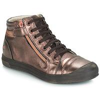 Zapatos Niña Botas de caña baja GBB DESTINY Vte / Cobre / Dpf / Edit