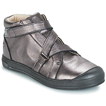 Zapatos Niña Botas de caña baja GBB NADEGE Gris