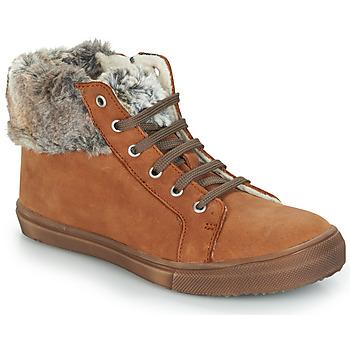 Zapatos Niña Botas de caña baja GBB ROBERTA Vts / Fauna / Dch / Basket