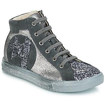 Zapatos Niña Botas de caña baja GBB MARTA Gris