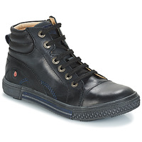 Zapatos Niño Botas de caña baja GBB RALPH Vts / Negro / Dpf / Stryke