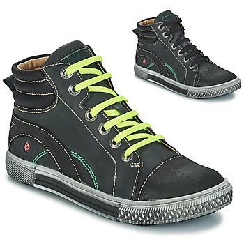 Zapatos Niño Botas de caña baja GBB RALPH Ctu / Gris- negro / Dpf / Stryke