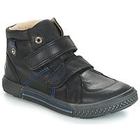 Zapatos Niño Botas de caña baja GBB RANDALL Vts / Negro / Dpf / Stryke