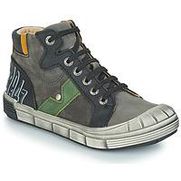 Zapatos Niño Botas de caña baja GBB RENZO Gris