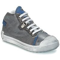 Zapatos Niño Botas de caña baja GBB RONALD Gris