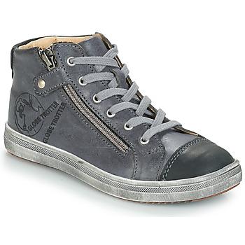Zapatos Niño Zapatillas altas GBB NICO Gris