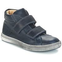 Zapatos Niño Zapatillas altas GBB NAZAIRE Azul