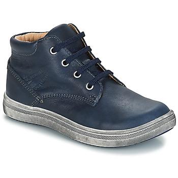 Zapatos Niño Botas de caña baja GBB NINO Azul