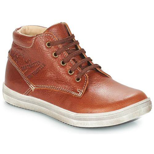 Zapatos Niño Botas de caña baja GBB NINO Marrón
