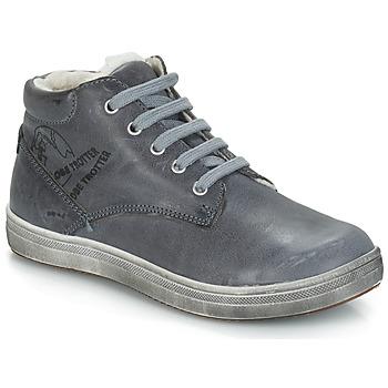 Zapatos Niño Botas urbanas GBB NINO Vte / Gris / Dch / 2835
