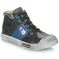 Zapatos Niño Botas de caña baja GBB RUFINO Negro