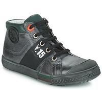Zapatos Niño Botas de caña baja GBB RUFINO Gris