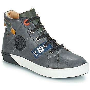 Zapatos Niño Bandolera GBB SILVIO Gris