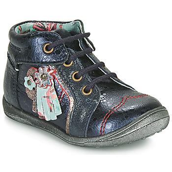 Zapatos Niña Botas de caña baja Catimini RAINETTE Marino