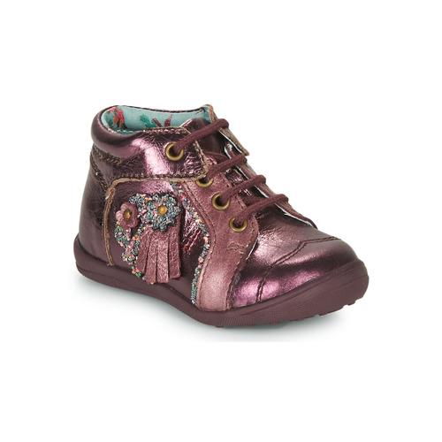 Catimini RAINETTE Burdeo - Envío gratis | ! - Zapatos Botas de caña baja Nino